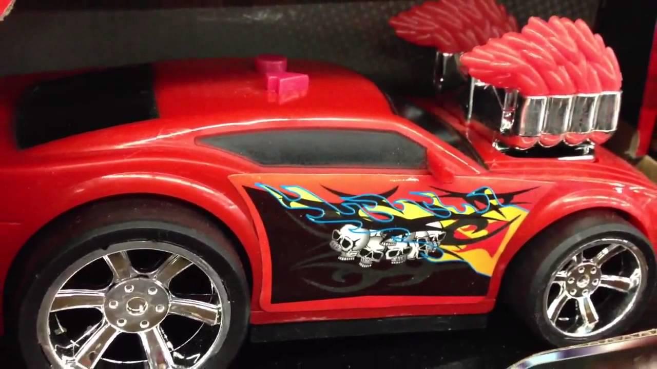 Fire Car سيارة العاب اطفال حمراء اللون مع موسيقى 2013 Youtube