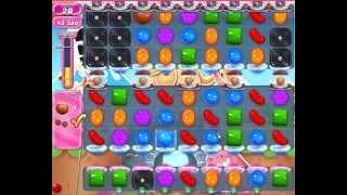 Candy Crush Saga Level 738 INSANE level