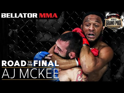 A.J. McKee's INSANE Journey to the Final  | Bellator MMA