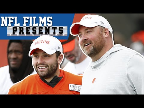 Freddie Kitchens: A Coach Invested in People, Not Players | NFL Films Presents