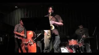 Kade Brown Quintet - 'Frictions' (Live at Bennetts Lane Jan 2017)