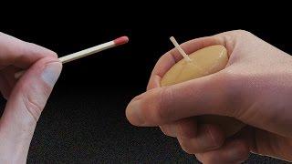 CRASH TEST : fabriquer une Bougie parfumée