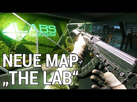 Feuergefechte im Terra Labor! - Escape From Tarkov 0.11 - Ep.2