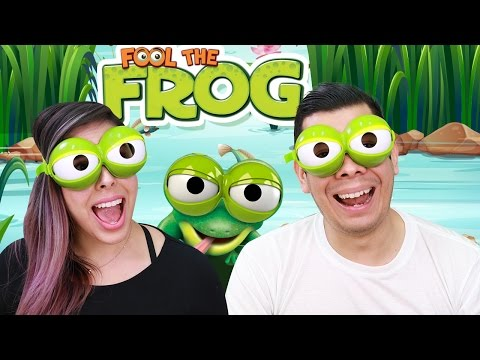 FOOL THE FROG - For Fun Sake