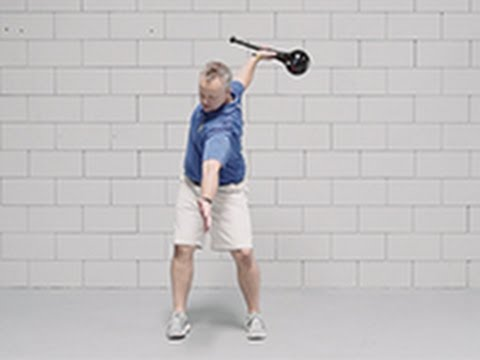 RMT Club Functional Training for Golf: Warmup Exercises