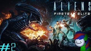 Goji Plays: Aliens Fireteam Elite #2