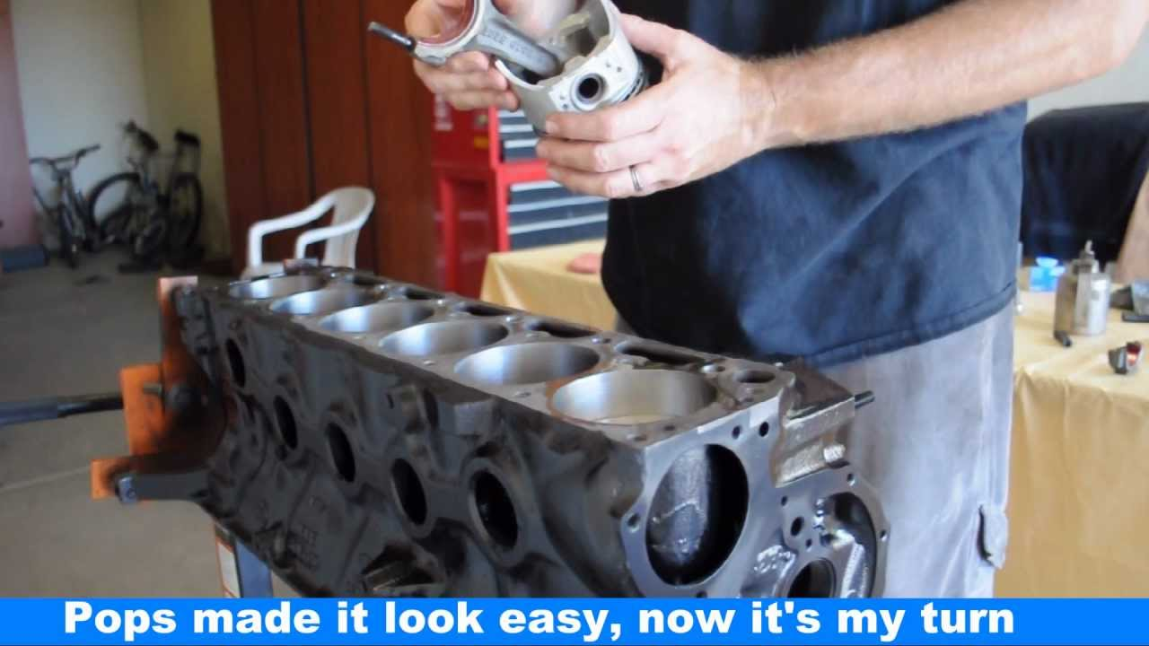 Ford Falcon 200 Six Cylinder Engine Build Youtube L6 Diagram