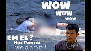 #VLOG - LIAT ORANG SEX DI PANTAI ?