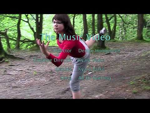JazzDance Video Song Athena Cage All or Nothing