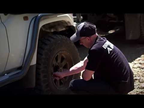 Cooper - Checking Tyres