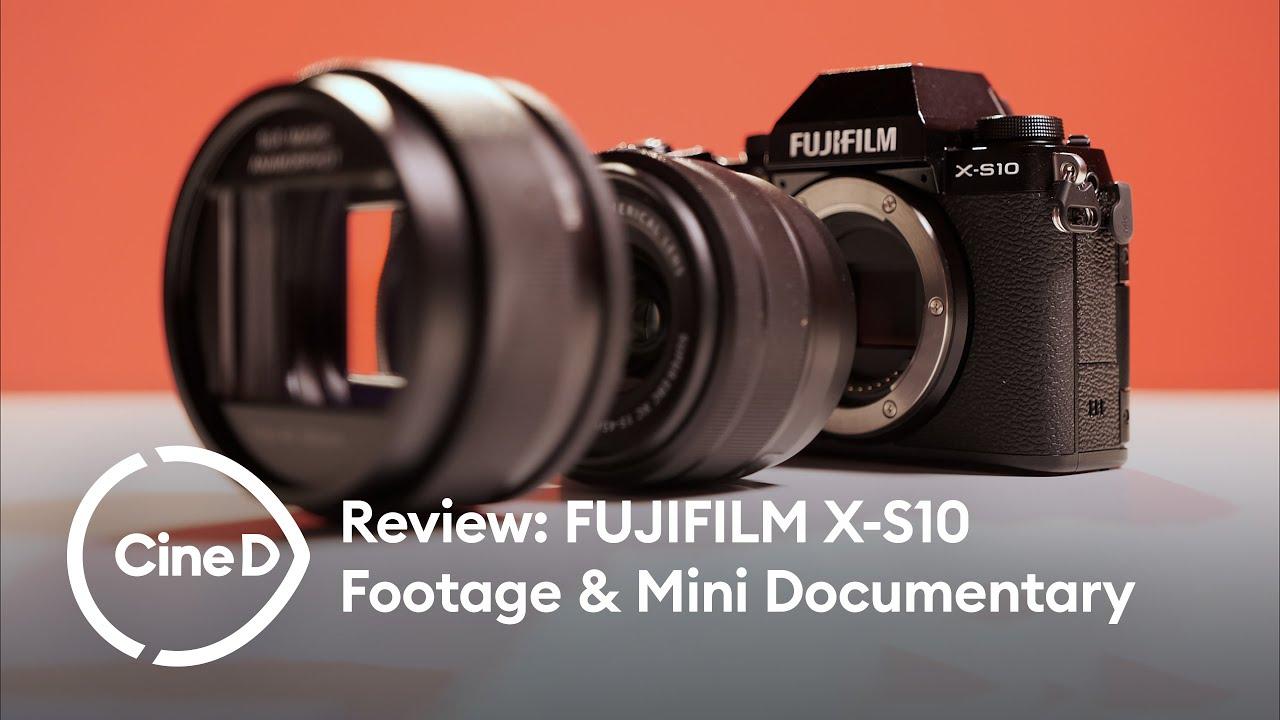 FUJIFILM X-S10 Review – Footage & Mini Documentary