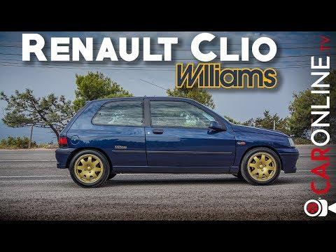 Vou ser polémico, RENAULT CLIO WILLIAMS, o MELHOR tracção dianteira de SEMPRE! [Review Portugal]