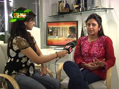 Interview of Shefali Shah for The last Lear, produced by Atika Ahmad Farooqui