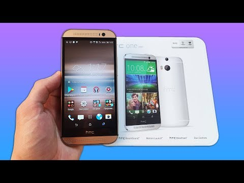 ЖИВОЙ HTC ONE M8 С ALIEXPRESS ЗА 4500 РУБЛЕЙ!