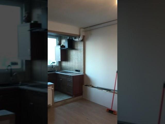 Смотреть видео Кухня на балконе под ключ