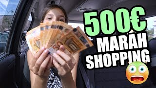 Für 500€ Shoppen / Marahs B-DAY Geschenk / kinder_sein / frau_sein
