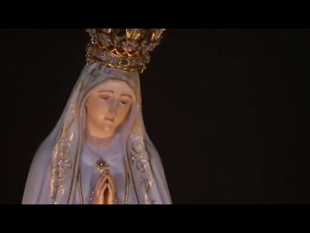 103 aniversario de la Aparición de la Virgen de Fátima
