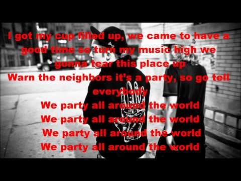 Mac Miller - All Around The World (with Lyrics) (HD)