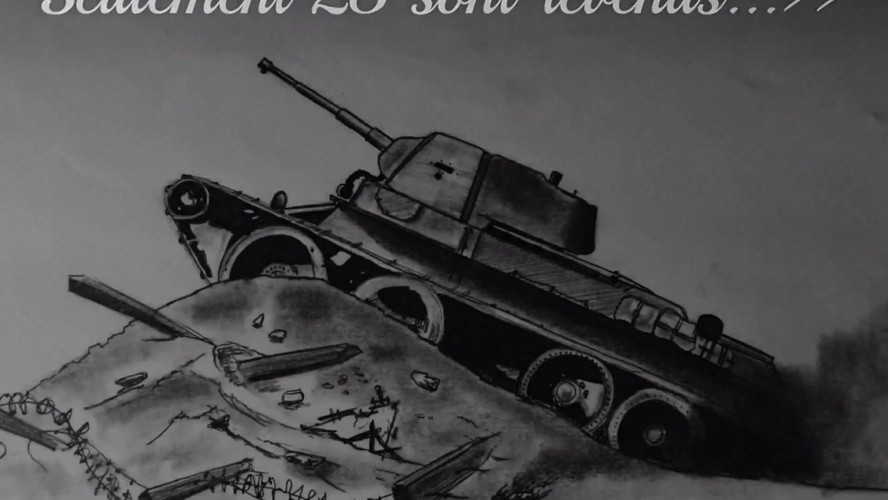 La seconde guerre mondiale : dessins - YouTube