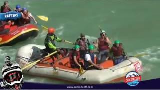 River Rafting in Ganga at Rishikesh - Jai Maa Ganga