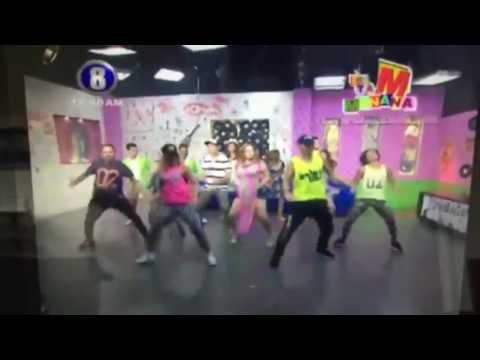 SALSATION® FITNESS IN NICARAGUA TV WITH SMT JAVIER & KUKIZZ