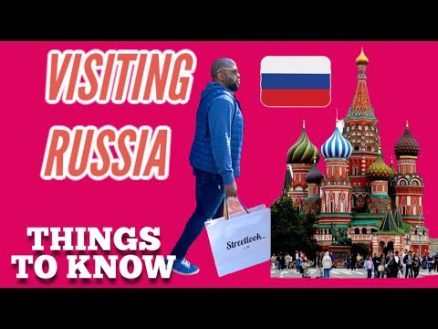 RUSSIA TRAVEL FOR FIRST TIMERS-WHAT YOU NEED TO KNOW/MOSCOW & ST PETERSBURG....