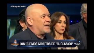 R.Madrid 2 Barca 3. Ridiculo de Alfredo Duro en El Chiringuito
