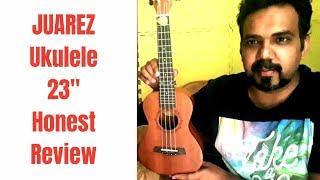 Juarez Ukulele / Honest Review / Guitarena Music