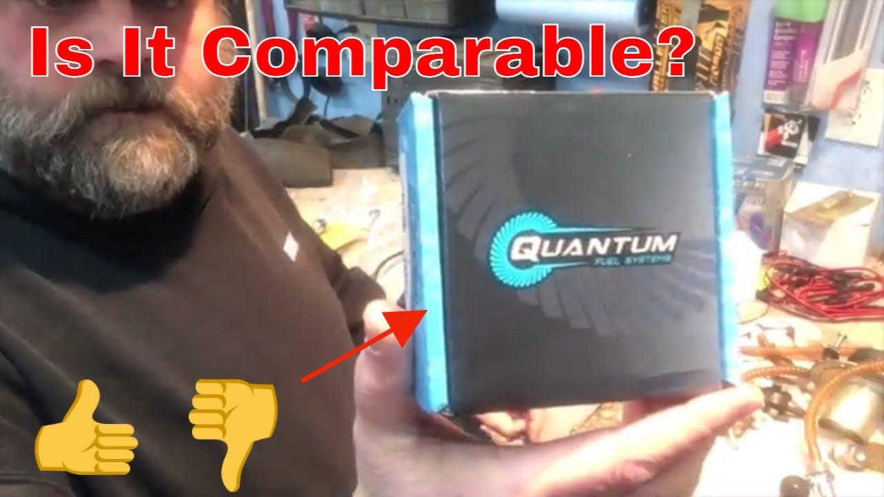 Quantum Fuel Pump Kit--Drag Specialties vs Original Harley Parts