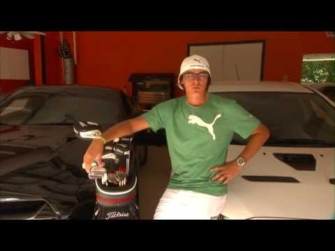 A Day in the Life: Rickie Fowler