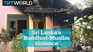 Buddhists and Muslims clash in Sri Lanka over fake news