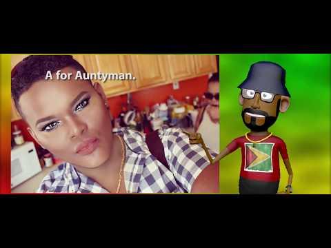 GUYANESE ALPHABET | VERY FUNNY