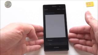 Huawei Ascend P7 - распаковка, предварительный обзор