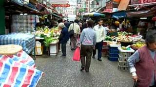 Hong Kong Guide part 1 food,vendors(6:48) amazing people on the street