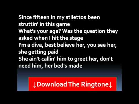 Beyonce - Diva Lyrics