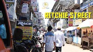 Madras Oda Address #1 | Ritchie Street | Namma  Trend