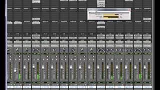 RME HDSPe RayDAT Buffer Stress Test [32 Samples, INSANE performance]