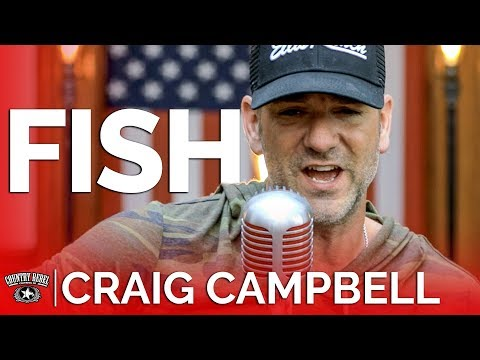 Craig Campbell - Fish (Acoustic) // Country Rebel HQ Session