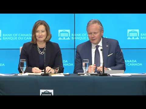 Release Of The Monetary Policy Report / Publication Du Rapport Sur La Politique Monétaire