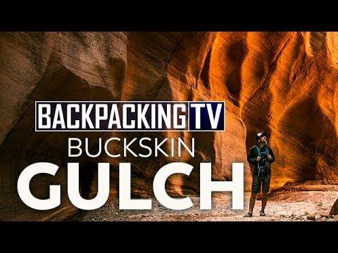 World's Best Day Hike | Buckskin Gulch in Utah | Epic Slot Canyon