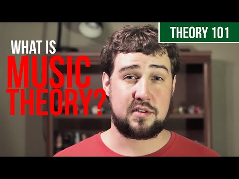 What Is Music Theory – TWO MINUTE MUSIC THEORY #1