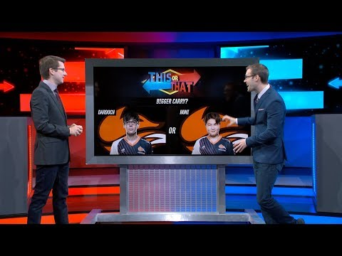 This or That: Brought to You by the Number 7