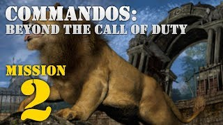 Commandos: Beyond the Call of Duty -- Mission 2: The Asphalt Jungle