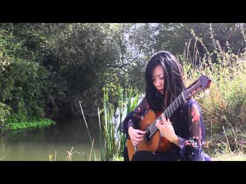 "Xuefei Yang plays ""The Bonnie, Bonnie Banks of Loch Lomond"""
