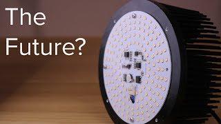 AC Driverless Quantum Board Grow light Samsung LM301B
