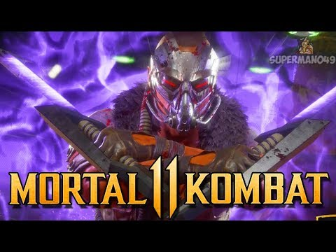 "MY BEST 50% COMBO WITH KABAL! - Mortal Kombat 11 Online Beta: ""Kabal"" Gameplay"