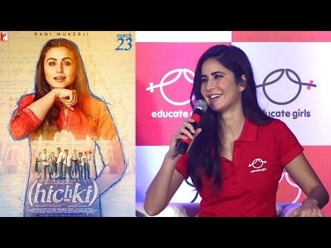 Katrina Kaif REVIEWS Rani Mukherjee's...