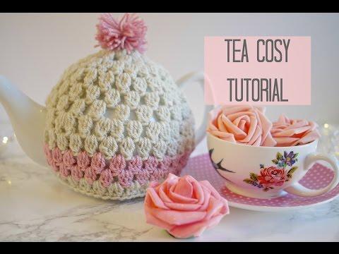 ず~っとあったかいお茶を♪ティーコゼーを作ってみよう