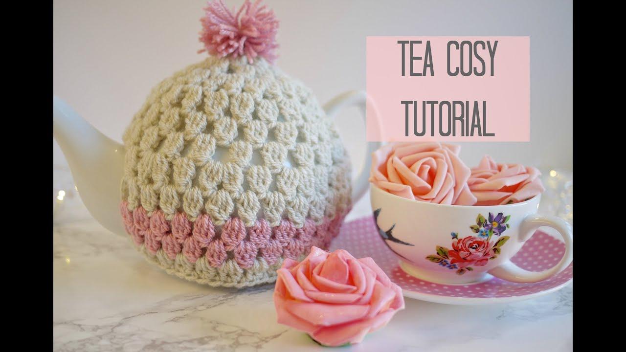Crochet Tea Cosy Tutorial Bella Coco Youtube