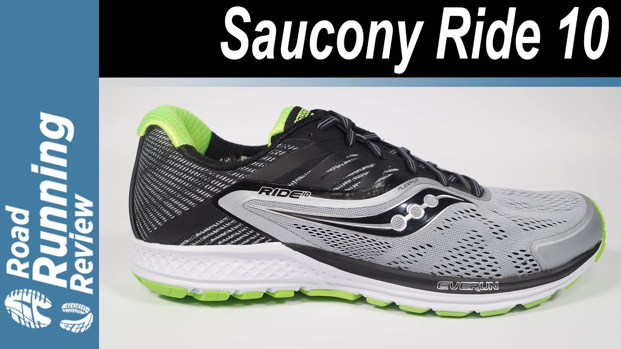 Saucony Ride 10 Review